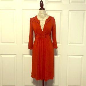 4/$20 Anthropologie Cute & Comfy Ella Moss Dress